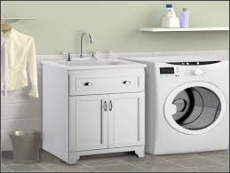 Laundry Sink Cabinet Home Depot Home Depot Utility Sink Cabinet Sinks And Faucets Home Design