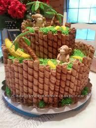 best 25 monkey cakes ideas on pinterest monkey cupcakes monkey