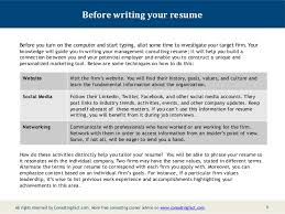 it consultant resume management consulting resume sle