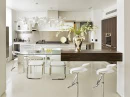 modern round kitchen table black kitchen countertop decor idea