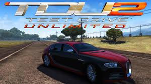 bugatti galibier top speed tdu 2 bugatti 16c galibier youtube