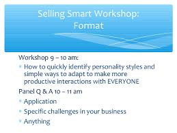selling smart december 3 2014 identifying personality styles and u2026