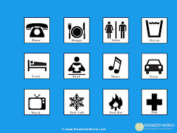 disability pictures clipart printables wallpaper signs and