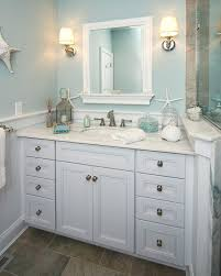 Beachy Bathroom Mirrors Beachy Bathroom Mirrors For Shower With Side