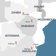 Zambia Africa Map by Africa Map Graphicriver High Quality Vector Map Videosova