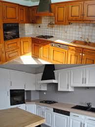 renovation cuisine rustique rénover une cuisine rustique peinture glycéro les ées 80 et