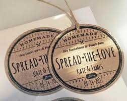 jam jar labels etsy