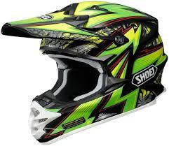helmets motocross shoei faceshield shoei vfx w maelstrom motocross helmet black