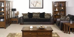 Kember Dark Wood Dining Furniture Furniture For Modern Living - Dark wood furniture