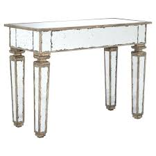glass mirrored console table small mirrored tables view the complete range mirrored console table