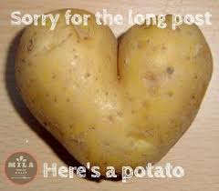 Meme Potato - mila stole my heart trending now princess sarah potato memes and