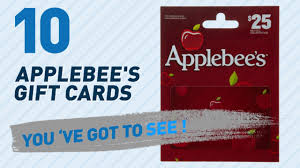 applebee s gift cards applebee s gift cards new popular 2017