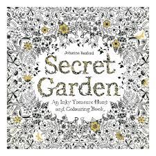 secret garden inky treasure hunt colouring u0026 activity book 9 95