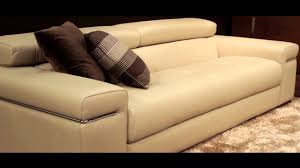 Natuzzi Red Leather Chair Avana Sofa From Natuzzi Italia Youtube