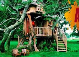 backyard clubhouse kits cool kids tree houses designs the coolest