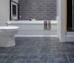 white bathroom floor tile ideas 20 best option bathroom flooring for your home ward log homes