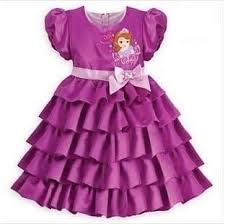 sofia the dress qoo10 sofia 1st dress kids fashion