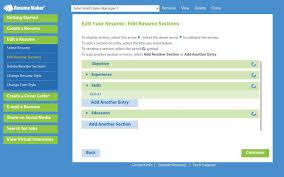resume maker pro resumemaker professional deluxe business management software resumemaker