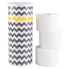 Grey And Yellow Bathroom Accessories by Mdesign Free Standing Toilet Paper Holder For Bathroom Gray