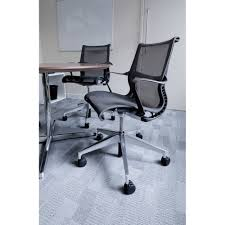 herman miller setu chair with  from wellworkingcouk
