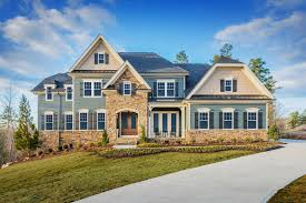exquisite homes new regent u0027s park ii home model at stonebridge at bull run winery