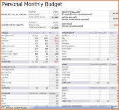 6 financial budget spreadsheet template excel spreadsheets group