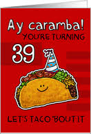 Happy 39th Birthday Wishes 39th Birthday Cards From Greeting Card Universe