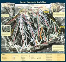 Steamboat Trail Map Copper Mountain Colorado Been Here Check Travel Pinterest