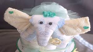 Baby Showers Decorations by Diy Elephant Baby Shower Decorations Youtube