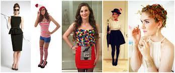 Cheap Halloween Costumes Teen Girls 100 Cute Minute Halloween Costume Ideas 8 Cheap