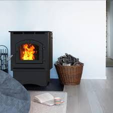 pleasant hearth 1 750 sq ft pellet stove with 40 lb hopper and