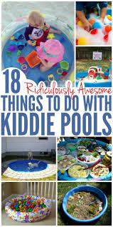 Plastic Swimming Pools At Walmart Best 25 Kiddy Pool Ideas On Pinterest Kiddie Pool Baby Pool