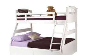 Sweet Dreams Epsom Three Sleeper Bunk Bed White - Dreams bunk beds
