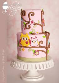 baby shower owl cakes living room decorating ideas owl baby shower cakes