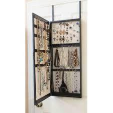 over the door organizer over door jewelry organizer gallery of jewelry