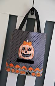 halloween trick or treat bag pattern the cottage mama