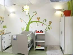 stickers chambre bébé mixte sur commande stickers arbre hibou et collection avec decoration