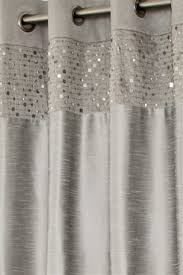 Mauve Curtains Next Inset Buy Silver Sequin Banded Eyelet Curtains From The Next Uk