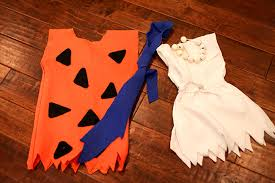flintstones costumes fred and wilma flintstone costume diy