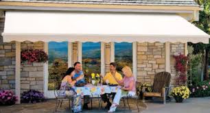 Sun Setter Awning Retractable Awnings New Jersey Designing Windows Plus