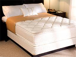 omni suite pillowtop bed