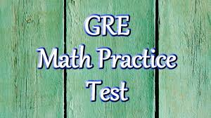 free gre math practice questions youtube