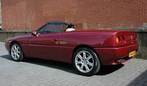 red maserati spyder price reduction for the maserati opac spyder prototype