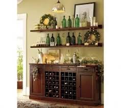 World Market Hutch Wine Rack Buffet Table Foter
