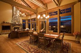 portland home interiors dining room design in bend oregon chi complements home interiors