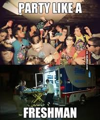 College Freshman Meme - 40 most funny party meme pictures and photos