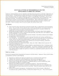11 medical letter of recommendation sample workout
