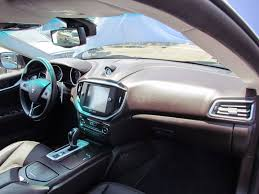 2015 Maserati Ghibli Interior 2015 Maserati Ghibli 4dr Sedan In San Diego Ca Convoy Motors