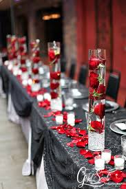 Red And White Centerpieces For Wedding by Beautiful Centerpiece Floating Candle Centerpieces Pinterest