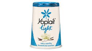 yoplait light yogurt ingredients yoplait light yogurt very vanilla 6oz general mills convenience